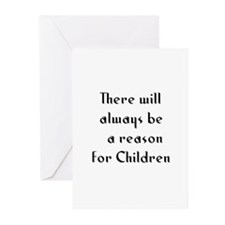 There will always be  a reaso Greeting Cards (Pk o
