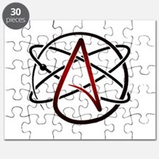 Modern Atheist Atomic Color Puzzle