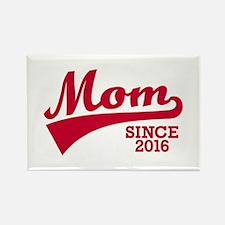 Mom 2016 Rectangle Magnet (10 pack)