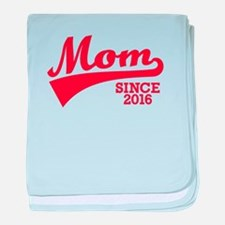 Mom 2016 baby blanket