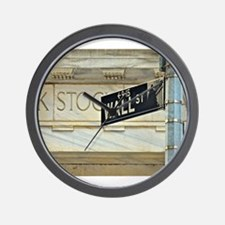 Wall Street! Wall Clock