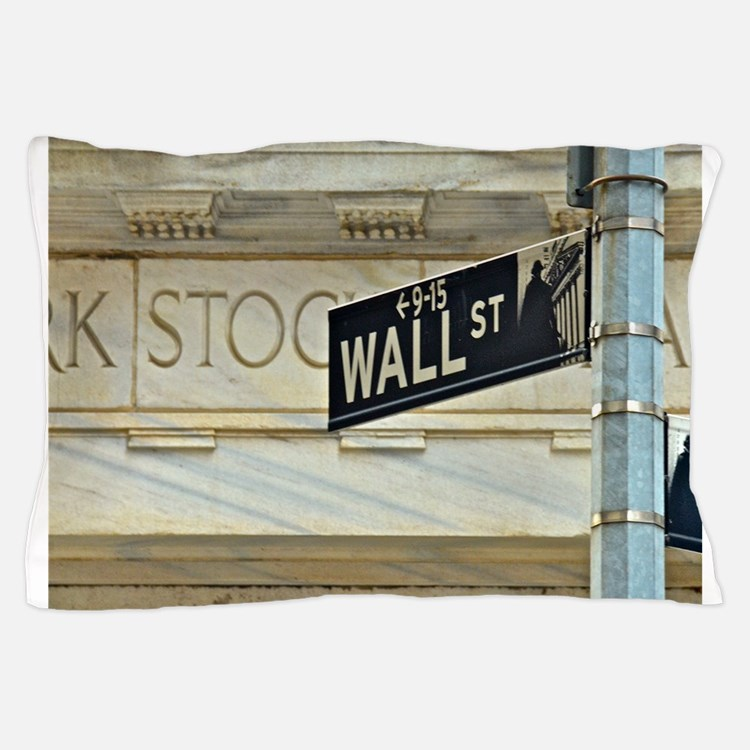 Wall Street! Pillow Case