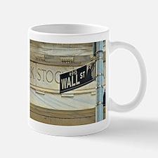Wall Street! Mugs