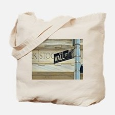 Wall Street! Tote Bag