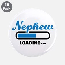 """Nephew loading 3.5"""" Button (10 pack)"""