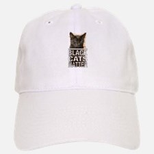 Black Cats Matter Baseball Baseball Baseball Cap