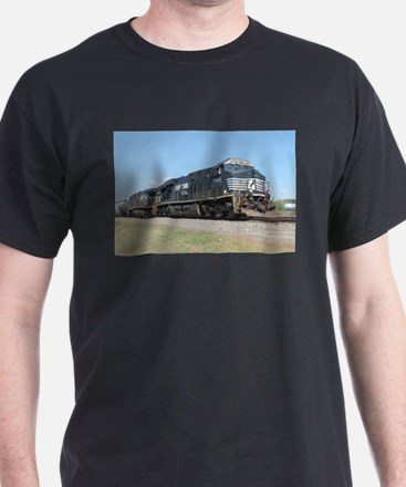 Funny Norfolk southern railroad T-Shirt