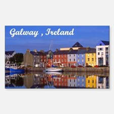 Cute Galway Decal