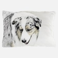 Australian Shepherd Pillow Case