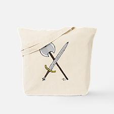Unique Warlock Tote Bag