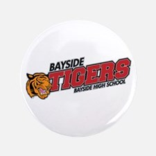 Bayside Tigers Modern Button