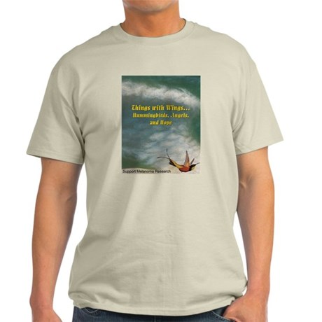Things with Wings Ash Grey T-Shirt
