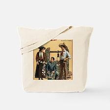 Unique Vintage musical theater Tote Bag