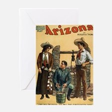 Funny Vintage advertisement Greeting Card