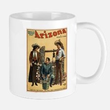 Vintage poster - Arizona Mugs
