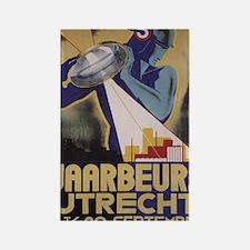 Funny Vintage advertisements Rectangle Magnet