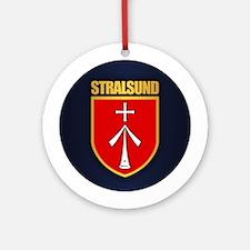 Stralsund Round Ornament