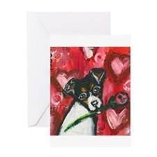 Unique Sweetheart Greeting Card