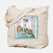 Funny Queen Tote Bag