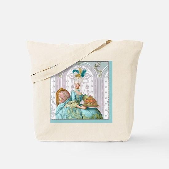 Cute Antoinette Tote Bag