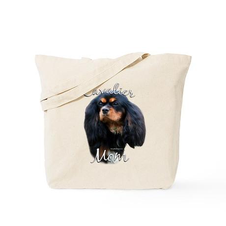 Cavalier Mom2 Tote Bag