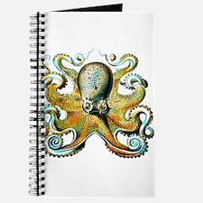 octopus pillow Journal