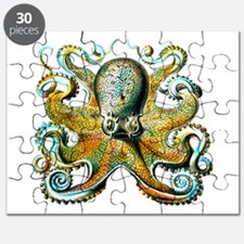 octopus pillow Puzzle