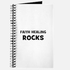 Faith Healing Rocks Journal