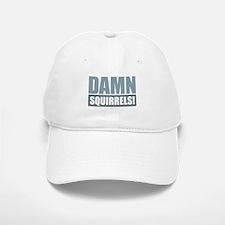 Damn Squirrels! Baseball Baseball Cap