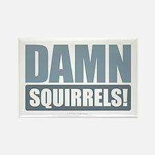 Damn Squirrels! Magnets
