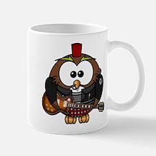 Punk Rock Owl Mugs