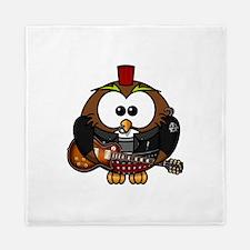 Punk Rock Owl Queen Duvet