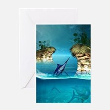 The dreamworld Greeting Cards