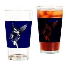 Cute Gothic decor Drinking Glass