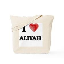 Cute Aliyah Tote Bag