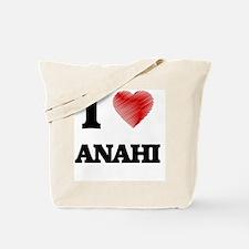 Unique Anahi Tote Bag