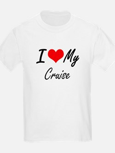I Love My Cruise T-Shirt