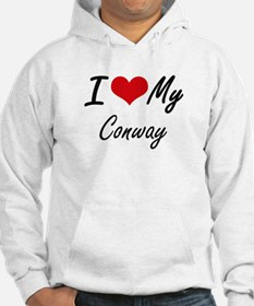 I Love My Conway Hoodie