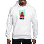 Princess the Cat Hooded Sweatshirt