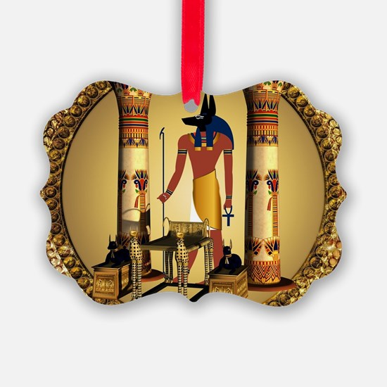Anubis, Ornament