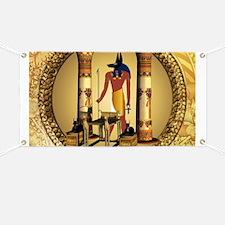 Anubis, Banner