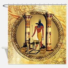 Anubis, Shower Curtain