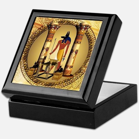 Anubis, Keepsake Box