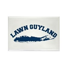 LAWN GUYLAND Rectangle Magnet (10 pack)