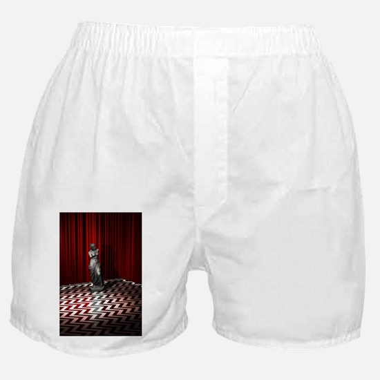 The Waiting Room Boxer Shorts