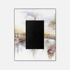 Eiffel Tower Painting Picture Frame
