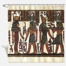 Ancient Egyptians Shower Curtain