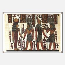 Ancient Egyptians Banner