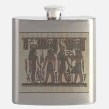 Ancient Egyptians Flask