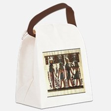 Ancient Egyptians Canvas Lunch Bag